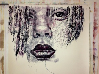 water color on paper